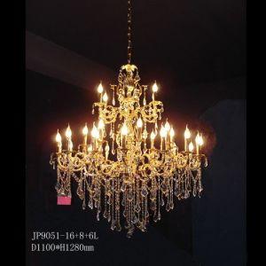 High Class Decorative Pendant Lamps Chandelier (JP9051-16+8+6L) pictures & photos