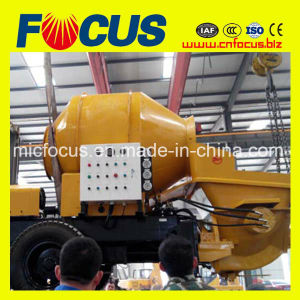 Jbt30 15-30m3/H Diesel Engine Concrete Pump with Mixer pictures & photos