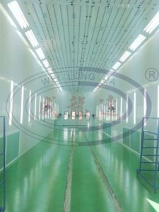 25m Bus Truck Train Spray Painting Baking Booth pictures & photos