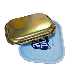 Different Sizes Smoke Making Rolling Tin Tray with Mould Existing pictures & photos