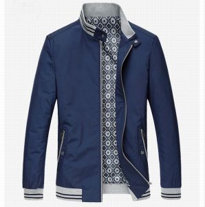2015 OEM Manufacturer High Quality Custom Mens Casual Jacket pictures & photos