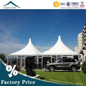 Pagoda Gazebo 100 Seaters Aluminum PVC Event Party Wedding Tent pictures & photos