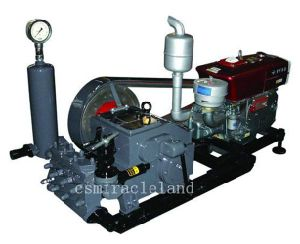 Triplex Piston Mud Pump (BW-160/10) pictures & photos