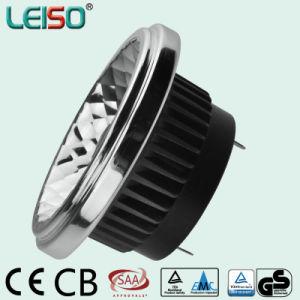 High CRI98 Scob 15W LED Spotlight AR111 G53 pictures & photos