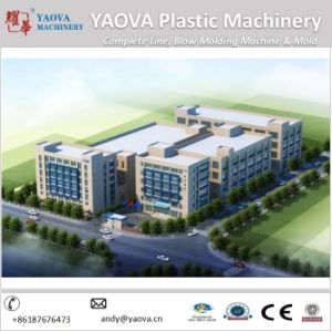with Ce Plastic Machinery of Pet Beverage Bottle Stretch Blow Molding Machine pictures & photos