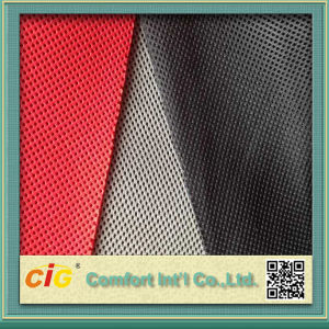High Quality Colorful Power Mesh Fabric pictures & photos