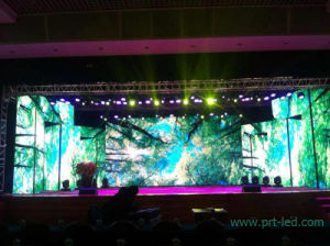 SMD2727 P4.81 LED Advertising Display for Stage Backgroud pictures & photos