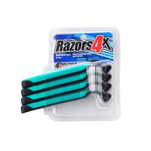 Triple Blade Mens Razor, Razor Blade Manufacturer China (PK-02) pictures & photos