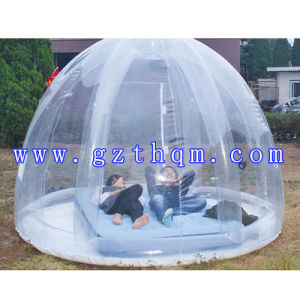 Outdoor Transparent Inflatable Bubble Tent pictures & photos