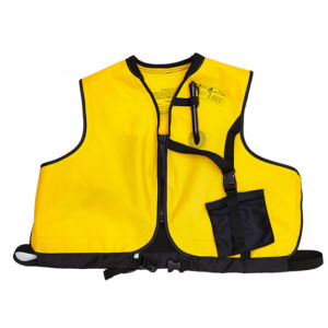 Customized Color TPU Diver Vest Life Jacket pictures & photos