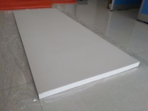 Aging Resistant Close Cell Silicone Sponge Rubber Sheet for Ironing Table and Seals pictures & photos
