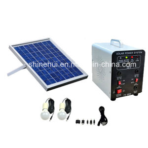 Portable Solar Energy System with Solar Panel pictures & photos