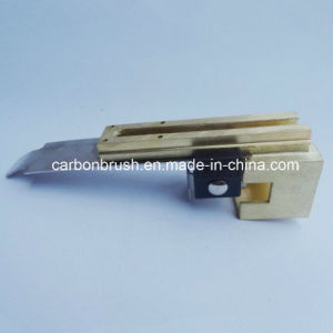 Wind Turbine Carbon Brush Holder for All AC, DC Applications pictures & photos