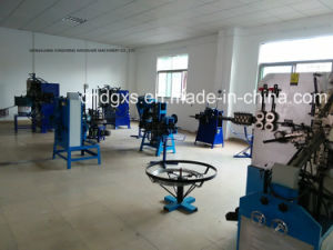 Automatic Mehcanical Metal Stee PP Pet Strap Seal Making Machine (Logo) pictures & photos