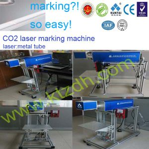 China CO2 Laser Marking Machine for Wood, Laser Marking System pictures & photos