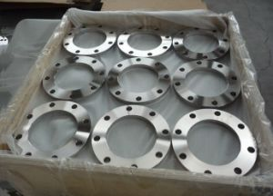 DIN 2575 ND6 Flat Flange for Welding (slip on) Uni 2276-67 Pn6 Flange pictures & photos