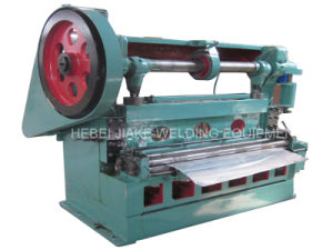 Perforated Expanded Aluminum Stainless Steel Metal Mesh Machine pictures & photos