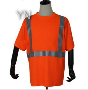 Reflective Safety Clothes/T-Shirt pictures & photos