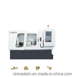 Horizontal CNC Milling Drilling and Tapping Machine for Cartridge Machining (AC-Wsk-5z) pictures & photos