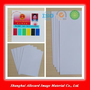 Double Sides Inkjet Printable PVC Sheet Manufacturer pictures & photos