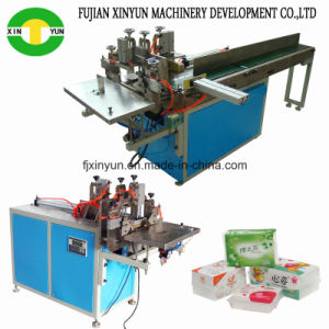 Semi Automaic Napkin Packaging Machine Price pictures & photos
