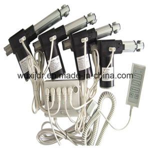 Gear Motor Type and Permanent Magnet Construction Linear Actuator pictures & photos