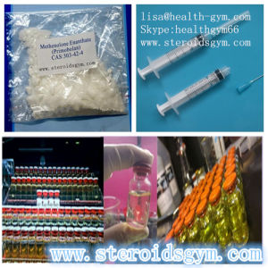 Good Quality and Purity CAS: 303-42-4 Methenolone Enanthate pictures & photos
