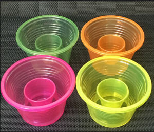 120ml Plastic Bomber Shot Cup pictures & photos