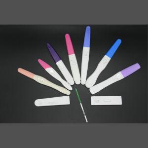 Home Fertility Pregnancy Test Kits HCG Pregnancy Test, HCG/Lh/Fsh Fertility Test pictures & photos