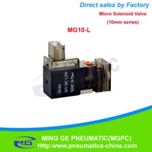 Pilot Type Mirco Solenoid Valve (MG10-L) pictures & photos
