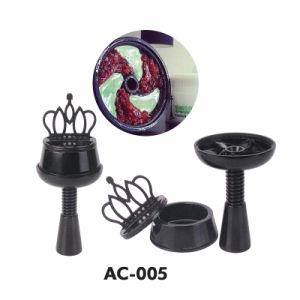 Aluminium Hookah Lotus Tobabcco Bowl AC-005 pictures & photos