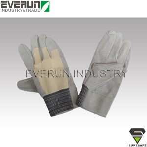 Leather Hand Gloves Work Gloves pictures & photos