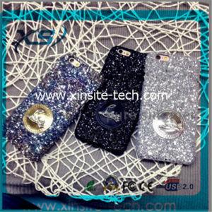 Luxury Bling Diamond Sparkling Hard PC Back Cover Glitter Mobile Phone Case for Samsung (XST-UJ020)