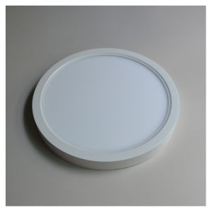 8.3USD 24W Round Surface Mounted Cool White LED Panel Light