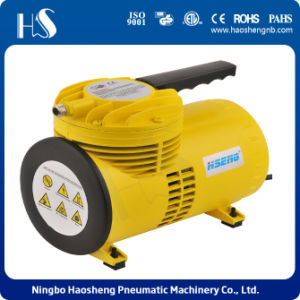 Two Voltage Portable Air Compressor AS06A pictures & photos