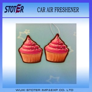 Cheap Advertising Car Air Fresheners pictures & photos