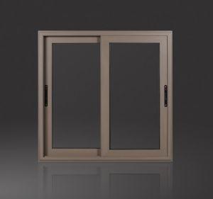 Thermal Break Aluminum Alloy Sliding Folding House Door