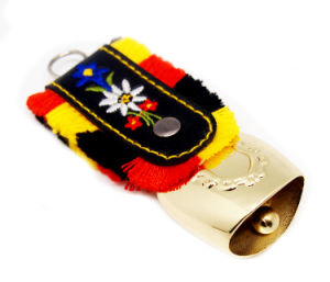 Tourist Gift Cowbell with Swiss Style as Souvenir pictures & photos