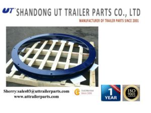 Slewing Ring Semi Trailer Parts Bearing Turntable pictures & photos
