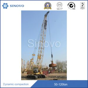 CHUY500 Hydraulic Dynamic Compaction Equipment Crawler Crane pictures & photos