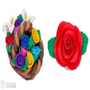 High Quality Clay Brick Toy Sculpey Polymer Clay pictures & photos