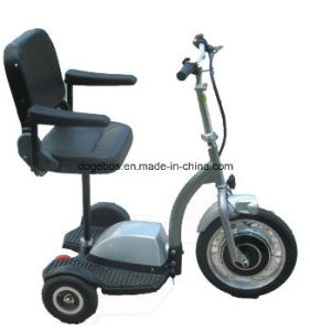 3 Wheels Mobility Scooter (DG-301) pictures & photos