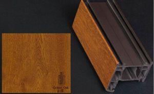 PVC Foil for U-PVC Profile pictures & photos