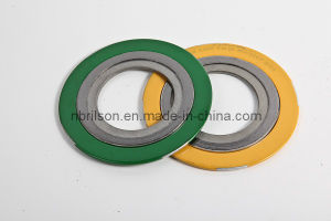 Spiral Wound Gasket (SWG) Asme B16.20 16.47 pictures & photos