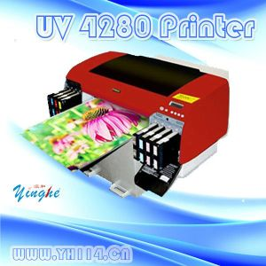 Small and Exquisite UV/Flatbed Printer pictures & photos