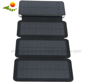 Wholesale Solar Energy Transformer Power Bank 10000 mAh pictures & photos