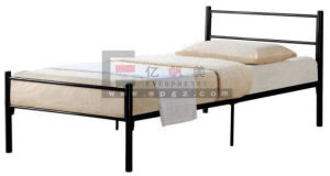 Factory Design Student Dormitory King Queen Size Single Bed pictures & photos