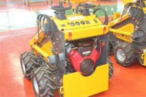 Hysoon Mini Skid Steer Loader Hy380 for Sale pictures & photos