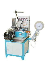 Ultrasonic Automatic Center Folding Machine (HY-348, Push Type) pictures & photos
