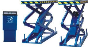 Hydraulic Scissor Car Lift Scisso R Lifter pictures & photos